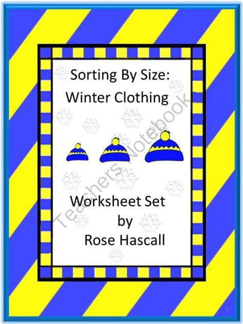 pattern and sorting games sorting worksheets and clothing on pinterest