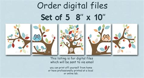 printable wall art printable digital print nursery wall decor kids art