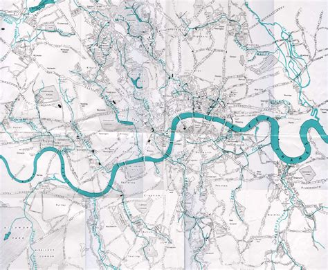 londons hidden rivers a 0711235546 london s lost rivers london by gaslight