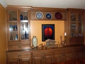 Dining Room Wall Unit by Wall Units Traditional Dining Room Santa Barbara
