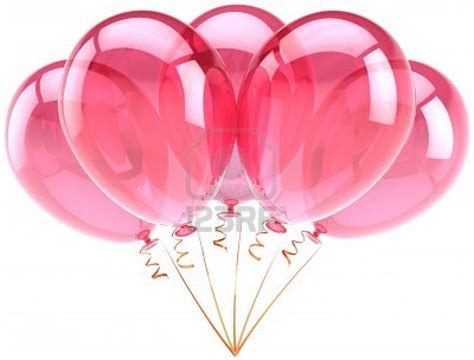 Balloon Decoration At Home by Rosewalk Cottage Celebrating Pink