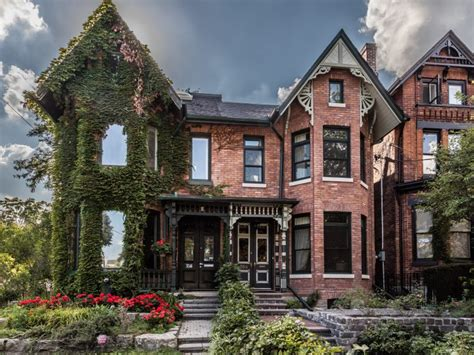 beautiful canada houses toronto canada beautiful small 2 2 million for a cabbagetown house that belongs to