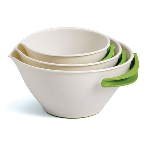 chef n 102 452 120 sleekstor 174 pop pour nesting mixing bowl set w handles