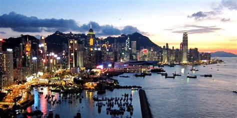 romantic     hong kong trip