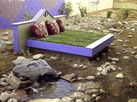 diy rock garden desert xeriscape and rock gardens diy