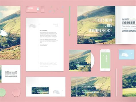 Wedding Album Mockup Psd Free by A Collection Of High Quality Free Branding Mockup Psd
