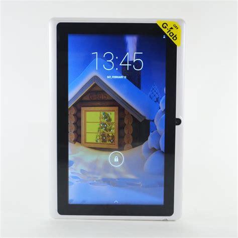 Tablet Evercoss At 1 G g tab q89 tablet white