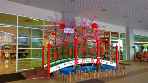 Festive Decoration Services | shopping mall festive decoration services oxxie concept