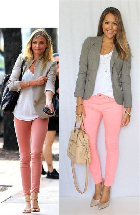 the pink and grey look nice with the paint color eden s how to wear light pink pant dress ideas designers