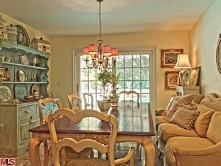 french country renovation dining room woodland hills ca