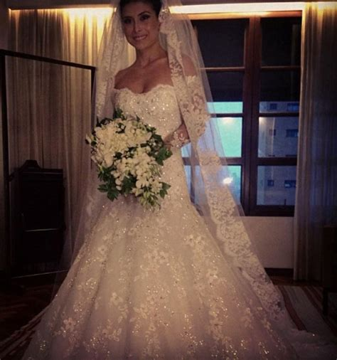 wedding dress veil gorgeous lace sleeve mermaid wedding dress