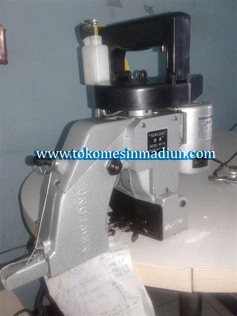Mesin Jahit Goni mesin jahit karung beras toko mesin madiun