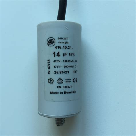ducati capacitor 60uf ducati start capacitor 28 images buy motor run capacitors buy now get next day delivery
