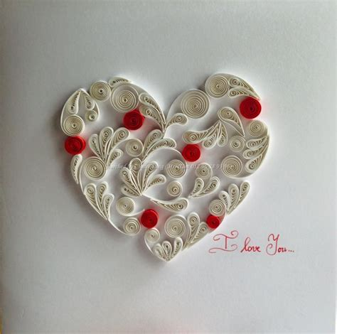 heart quilling pattern 169 thuy trang quilled heart pictures searched by