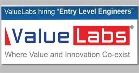 Hr In Bangalore For Mba Freshers 2016 by Valuelabs Cus Drive For Freshers Bangalore Chennai