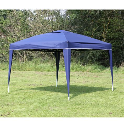 ez up gazebo 10 x 10 palm springs ez pop up canopy gazebo tent new ebay