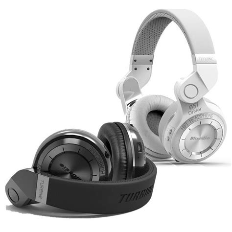 Bluedio Turbine T2 Black bluedio t2 turbine wireless bluetooth headphones black