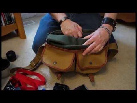 billingham hadley pro camera bag youtube
