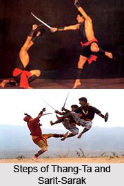 thang ta and sarit sarak, martial arts of manipur, indian