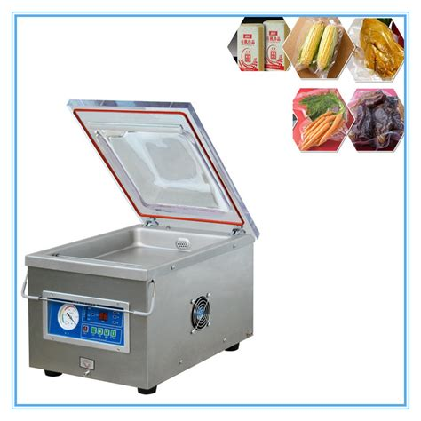 Small Home Vacuum Small Business Vacuum Packing Machine Chamber Vacuum