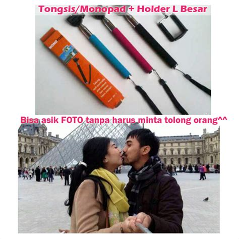 Tongsis Note 3 jual tongsis monopad holder l besar sai galaxy note 2 3 supplier kosmetik shop