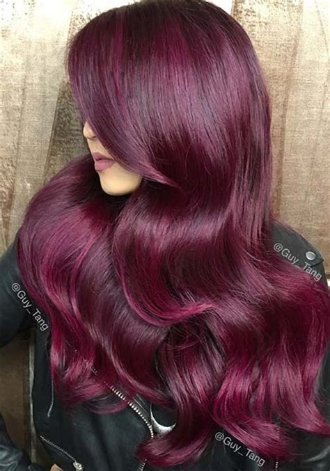 different mahogany hair color styles 5 must have mahogany hair colors best hair color ideas