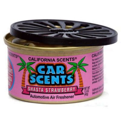 California Scents Shasta Strawberry California Scents Sklep Mrcleaner