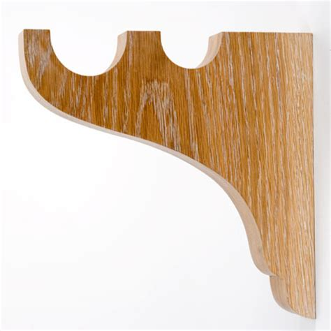 wood curtain rod holders wooden curtain rod holders reanimators