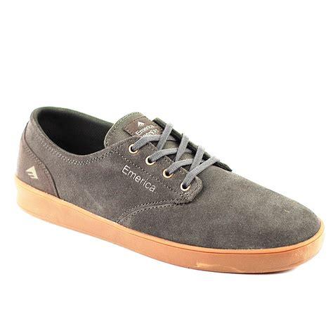 Adidas Romero Grey emerica romero laced grey gum forty two skateboard shop
