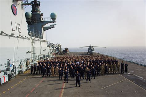 meet the ship s company of hms ocean royal navy - Ship Company