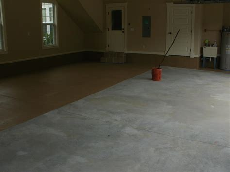 How To Remove Paint From A Garage Floor by Floor Design How To Remove Paint From Concrete Floors