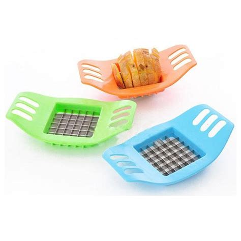 Vegi Senter potato cutter pemotong kentang orange
