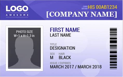 id card format in ms word dolap magnetband co
