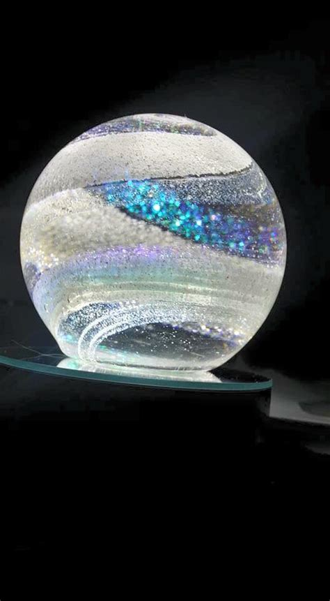 what to do with ashes comforting glass sculptures keep loved ones alive in a beautiful way
