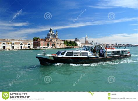 venice motor boat motor boat and venice stock photography image 2445462