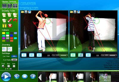 video camera for golf swing analysis model 4000 camera golf simulator bogolf india