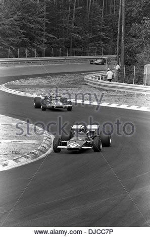 chris amon in a march cosworth 701 at clermont ferrand