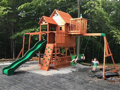 Backyard Discovery Anchors Playset Assembler Swing Set Installer South Hamilton