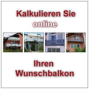 Was Kostet Ein Balkonanbau by Balkonbau Und Balkongel 228 Nder Aus Kunststoff Aluminium