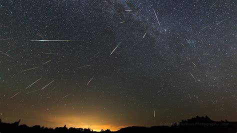 Meteor Shower Tracker by Image Gallery Meteor Astrophotography
