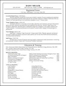 resume for new graduate nurse 3 - Resume For Graduate Nurse