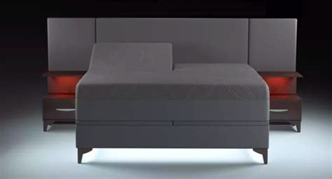 smart bedding ces 2014 sleep number shows first of its kind smart bed