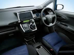 Interior Toyota Wish Interior Toyota Wish 1 8s 2012窶汝ス