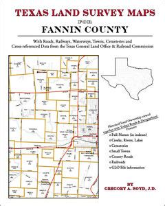 map of fannin county texas fannin county texas land survey maps genealogy history 1420351869 ebay