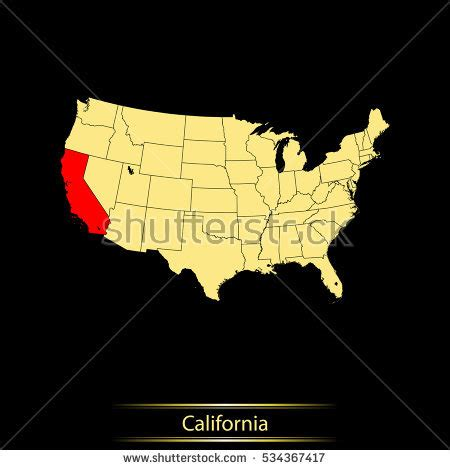 california map logo map oklahoma stock vector 534381394