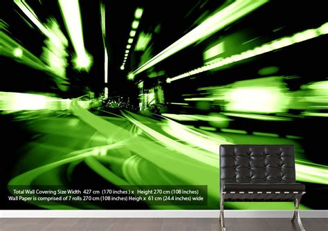 modern green wallpaper uk at the speed of light modern green wallpaper printed wall