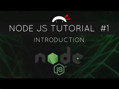 node js video tutorial youtube node js tutorial for beginners youtube