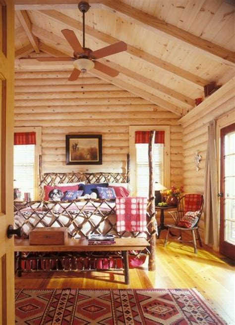 log cabin bedroom decor 31 fabulous country bedroom design ideas interior vogue