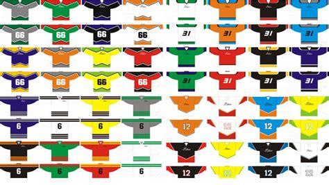 design your jersey hockey ready made hockey jersey designs boh 225 ček sport v 253 roba