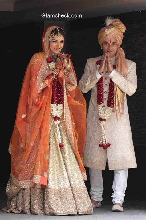 soha ali khan wedding pic kunal khemu and soha ali khan pronounced husband and